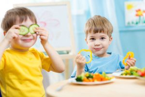 5 Eating Healthily Habits to educate Your Children