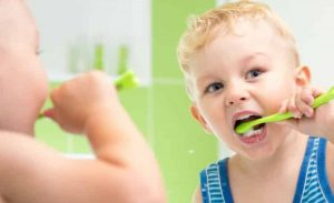 US Children Use More Toothpaste Than Recommended